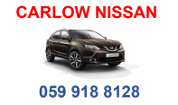 1.6 Diesel SV 7 Seat E6 with Tech Pack New Model CARLOW NISSAN 059-9188128