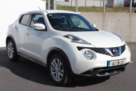2014 Nissan Juke 1.2 SV INT PK 4DR Petrol Just arrived