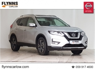 Nissan X-Trail 1.6 SV PREMIUM CVT 7 S Automatic Save up to €5000 on our demo model with our scrappage deal