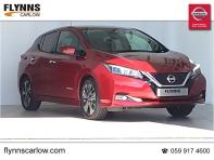 Nissan Leaf 40 Kwh.