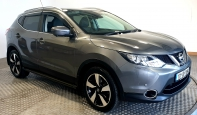 SVE 161 Demo Qashqai Reduced to €32370 with Free road tax and service plan